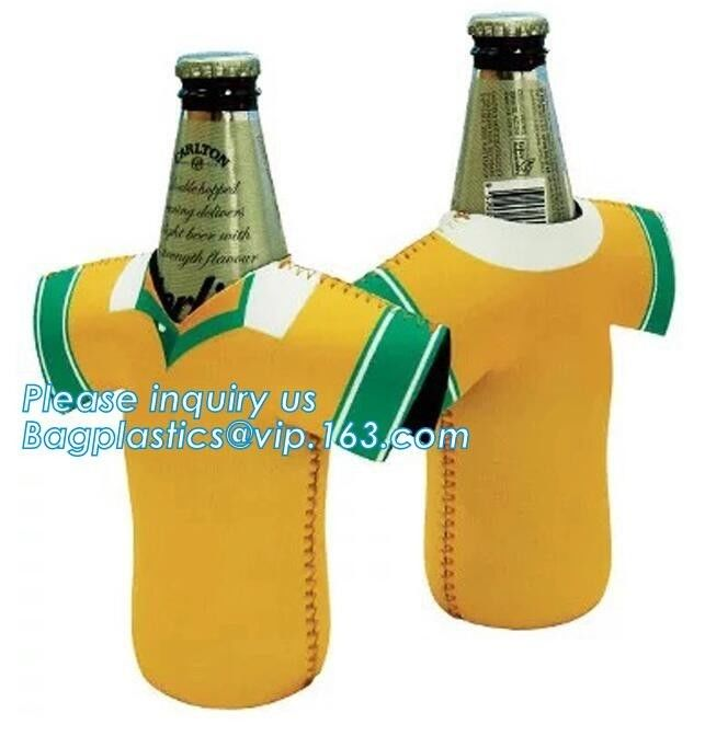 OEM Eco Friendly Dinnerware Christmas Wine Bottle Covers For Paty Wine Dress Up Bag
