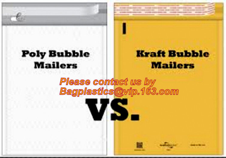 Envelope Bubble Mailer Biodegradable Mailing Bags Padded Envelopes Shipping Yellow Kraft
