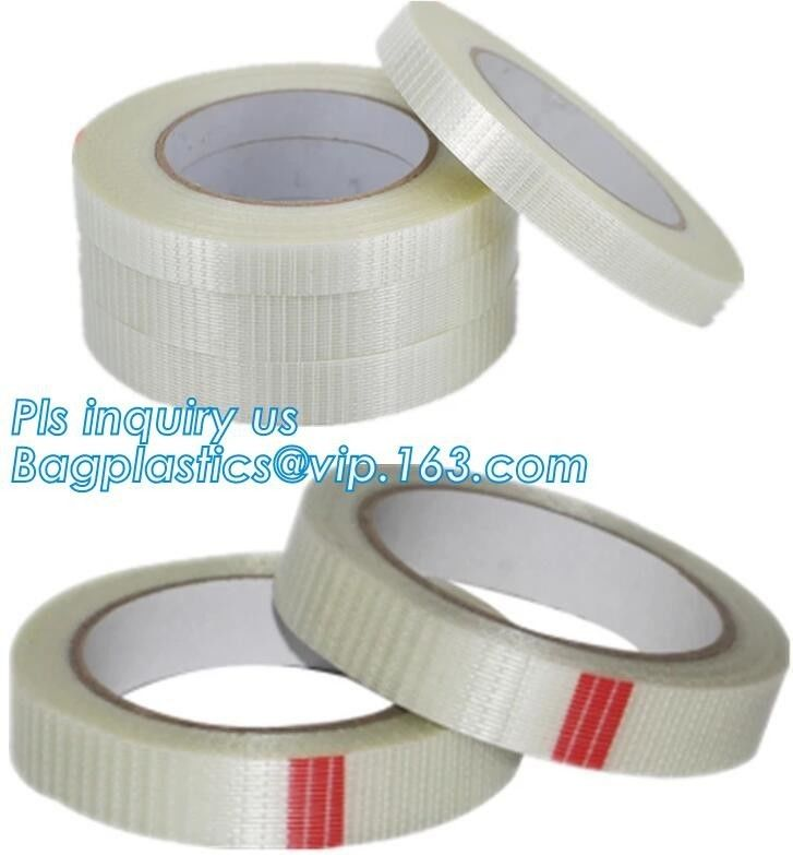 Filament / Fiberglass Tape Mono Line Filament Tape Promotional Filament Self-Adhesive