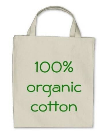 Totebag Handle Market Shopping Cotton Bags Food Fruit Washable Drawstring Cotton